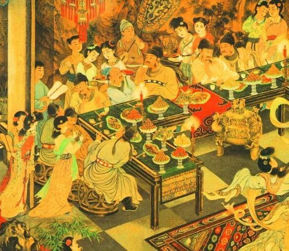 北宋老领导聚餐的八项规定