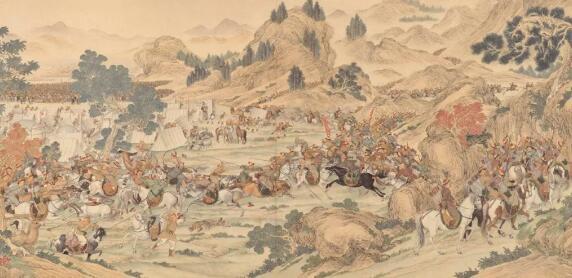 谣言与权术:清王朝与沙俄在中亚的争雄