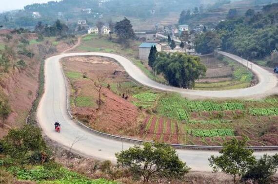 修路能改变农民的观念?