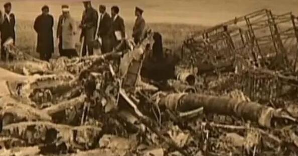 """""""9·13""""林彪叛逃坠机事件的分分秒秒"""